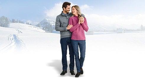 Thermo-Jeans Komfortbund | Avena