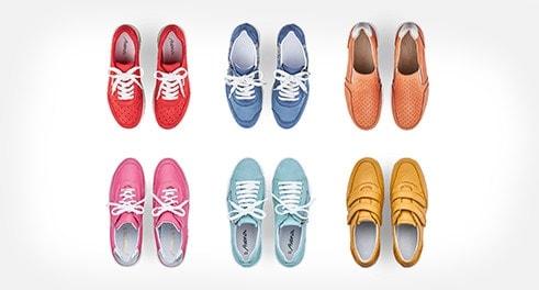 Bunte Sneaker | Avena