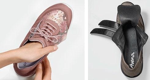 Schuhweiten | Avena