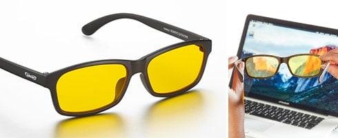 Blaulichtfilter-Brillen   Avena