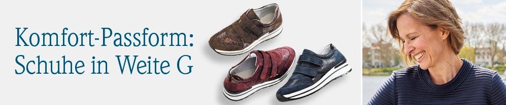 Schuhe Weite G |Avena