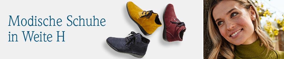 Schuhe in Weite H | Avena