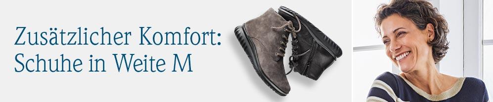 Schuhe Weite M |Avena