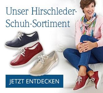 Hirschleder-Schuhe | Avena