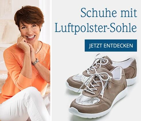 Schuhe mit Luftpolster-Sohle | Avena