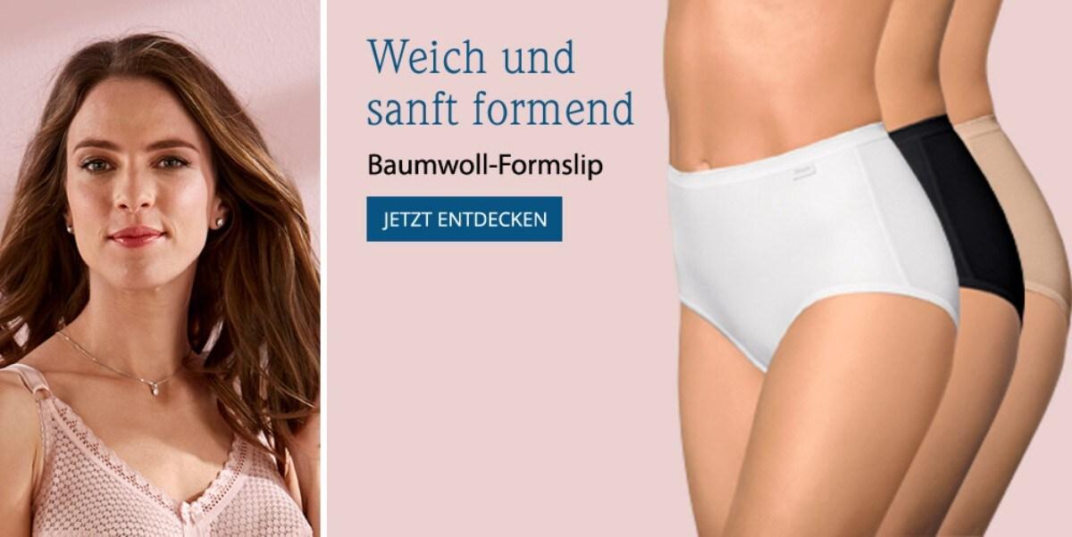 Baumwoll-Formslip | Avena