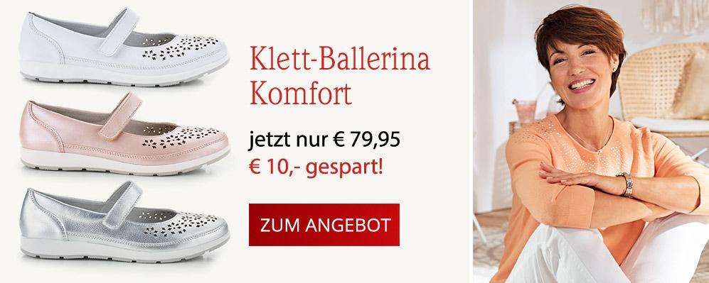 Klett-Ballerina-Komfort   Avena