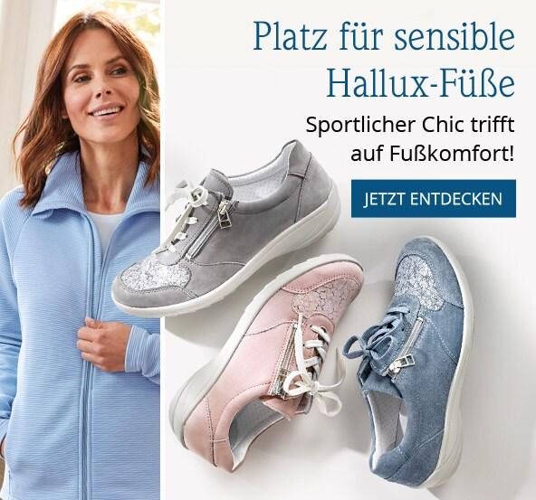Hallux-Reißverschluss-Schnürer   Avena