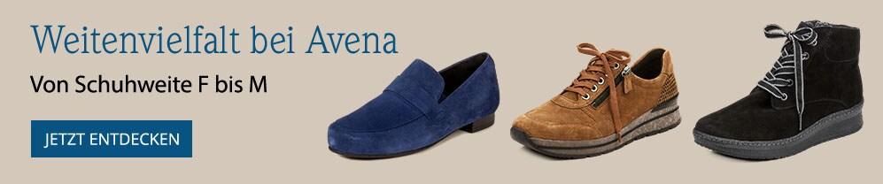Schuhweitenberater | Avena