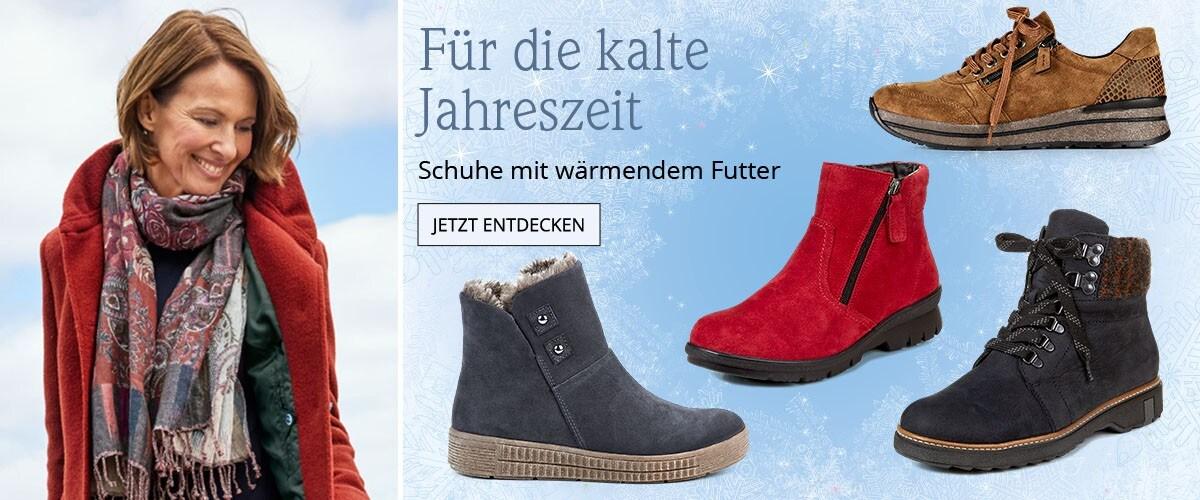 Warme Schuhe   Avena