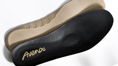 Doppeltes Fußbett | Avena