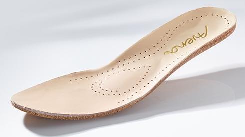 Schuhe mit Korkfußbett | Avena