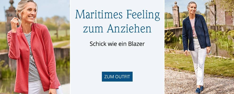 Maritimes Feeling zum Anziehen | Avena