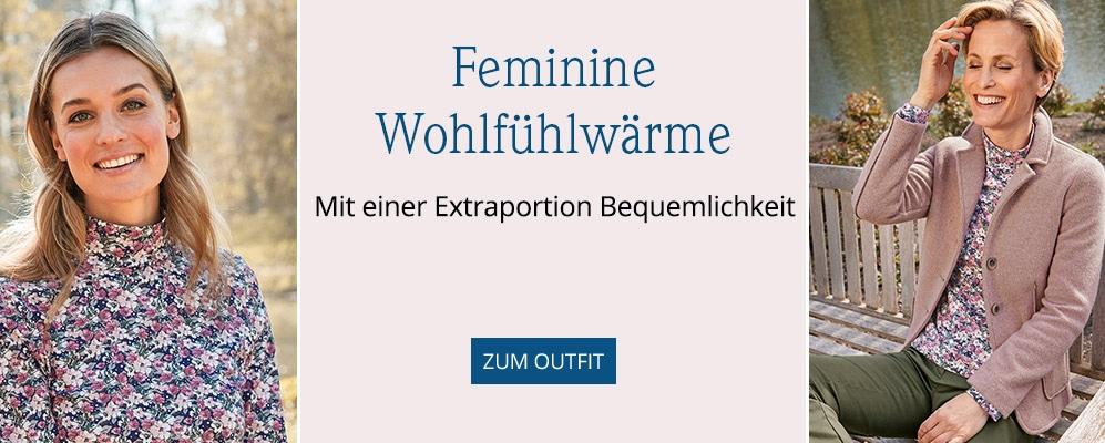 Feminine Wohlfühlwärme |Avena