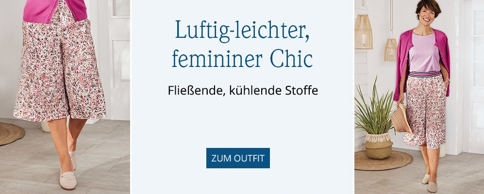 Luftig-leichter, femininer Chic | Avena