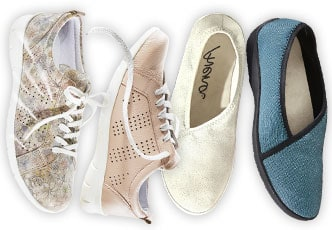 Einlagen-Schuhe Damen | Avena