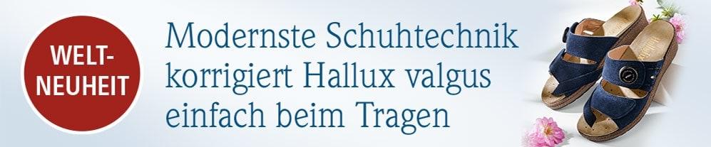 Hallufix Hallux-Pantolette | Avena