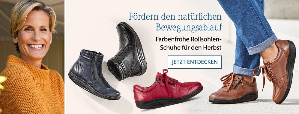 Rollsohlen-Schuhe | Avena