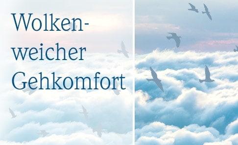 Wolkenweicher Gehkomfort | Avena