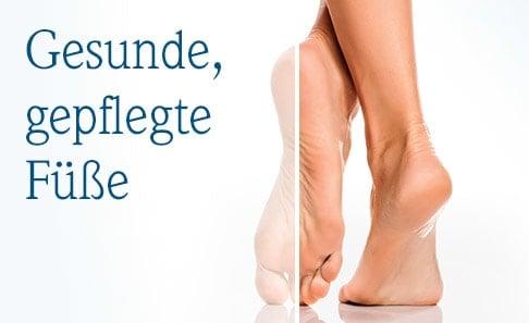 Gesunde, gepflegte Füße | Avena