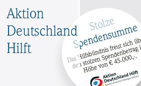Aktion Deutschland Hilft | Avena