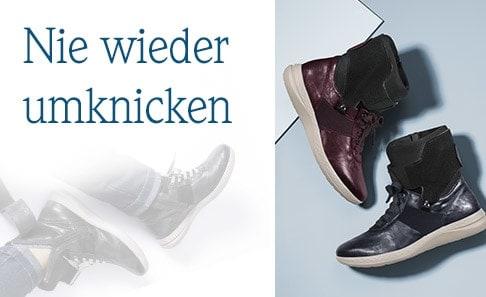 Avena-Sneaker Umknick-Schutz | Avena