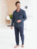 Sofaumwoll-Schlafanzug Leichtigkeit