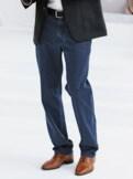 Herren-Jersey-Jeans