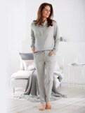 Softstrick-Lounge-Anzug