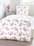 Extrafein Bettwäsche Blüten