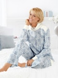 Schlafanzug Thermowärme