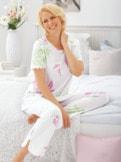 Schlafanzug Phantasieblüten