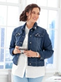 Jeansjacke Superstretch