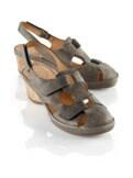Luftkissen-Sandalette