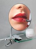 Kosmetikspiegel mit Clip