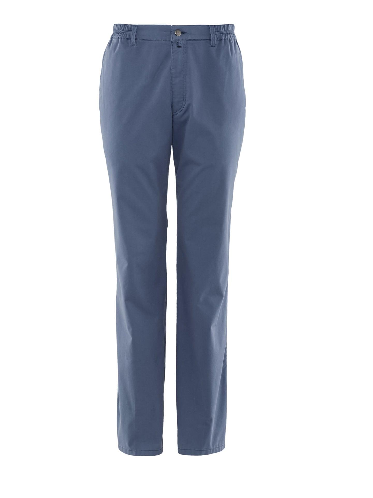 Avena Herren Klimasoft-Komfortbundhose Plus Blau 24-5240-5