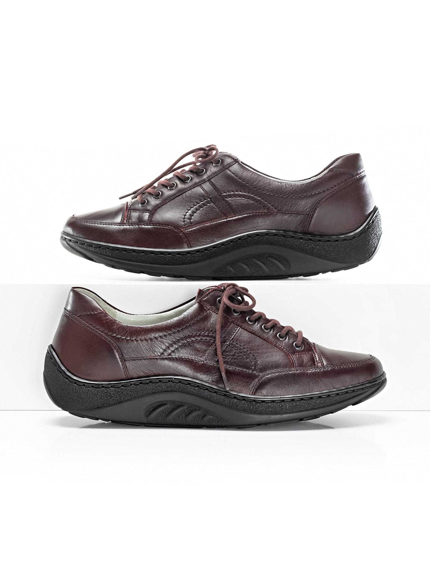 b2c43a836087cd Rollsohlen-Sneaker Klassik Rot im Online-Shop bequem kaufen