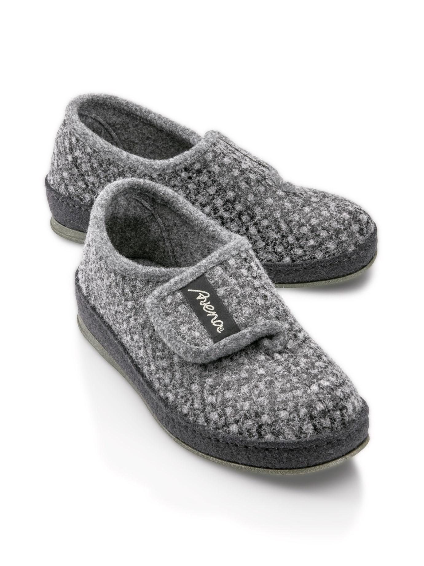 Avena Damen Soft-Stiefelette Select Lammvelours Grau v82TLAb
