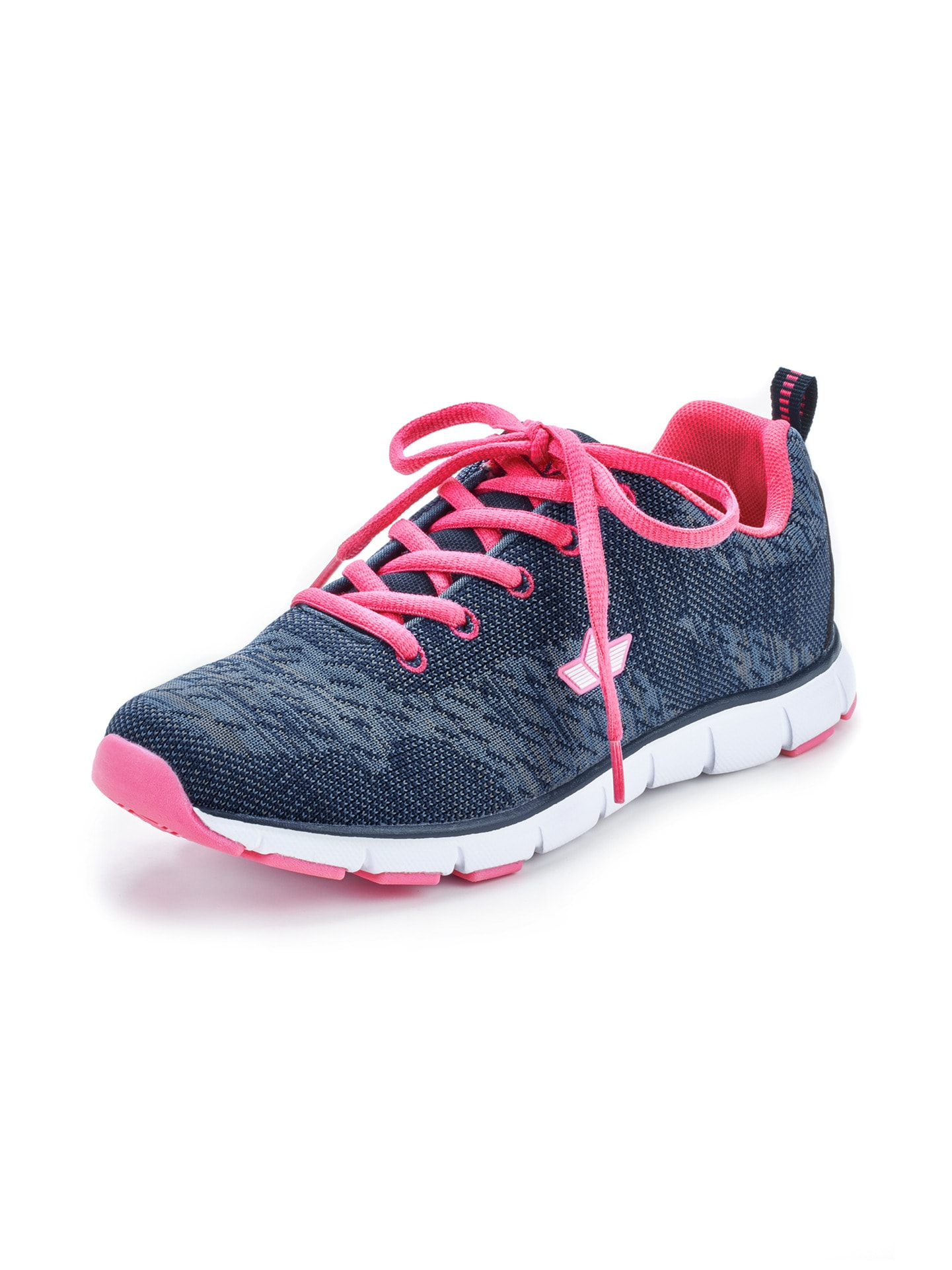 Avena Damen Ultra-Leicht-Sneaker Blau 45-7242-0