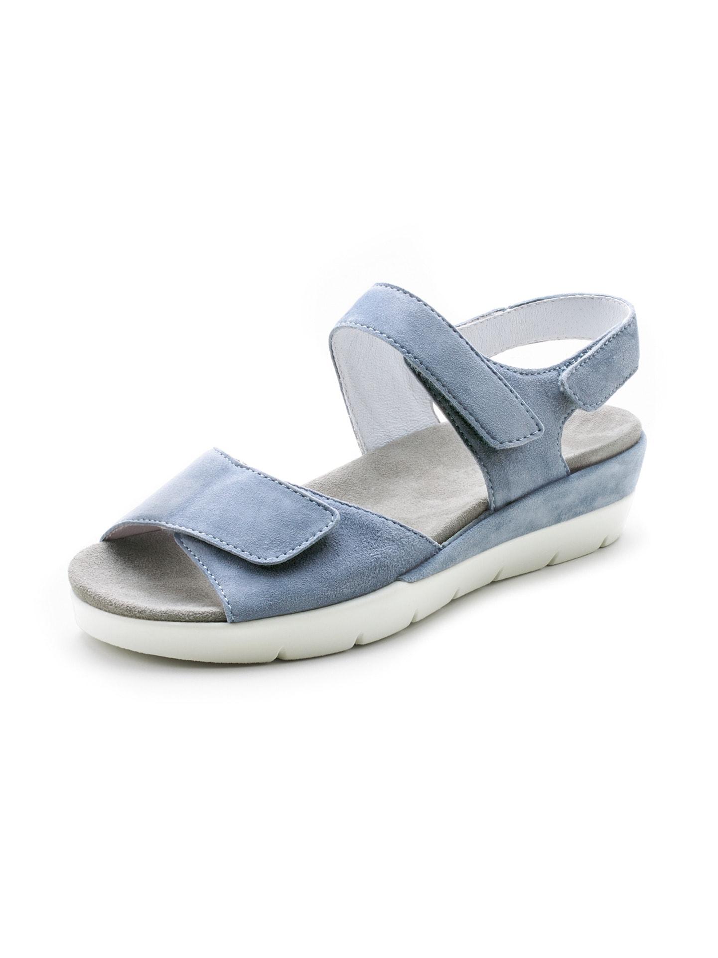Avena Damen Hallux-Sandale Wolke 7 Blau 45-7462-2