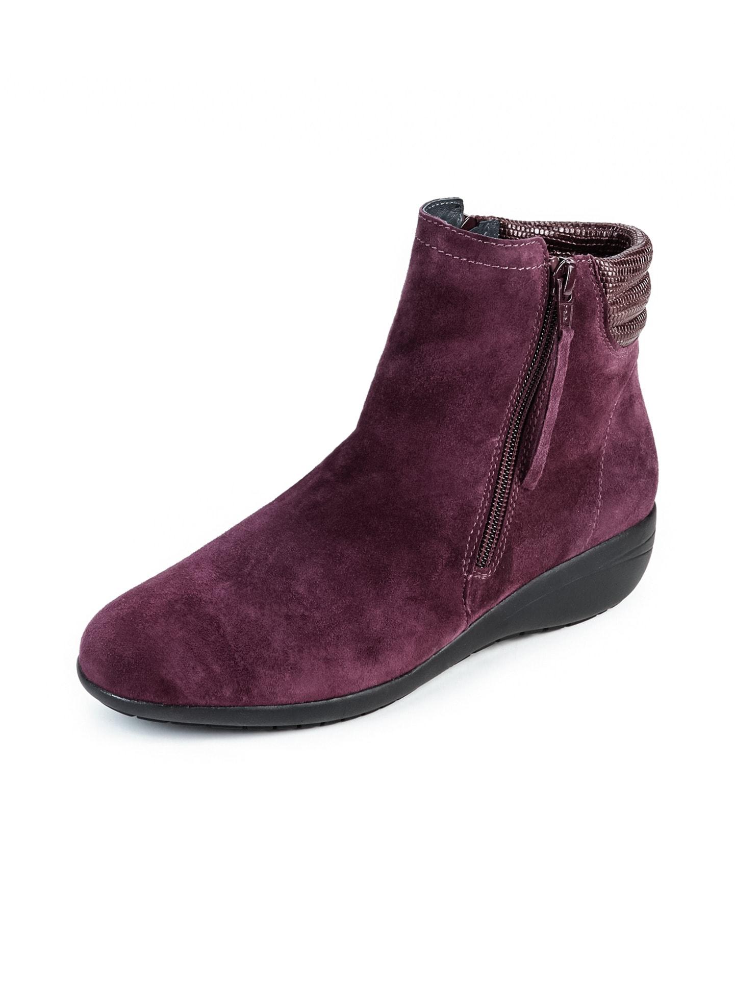 Avena Damen Hallux-Stiefelette Soft & Easy Rot 45-7726-5