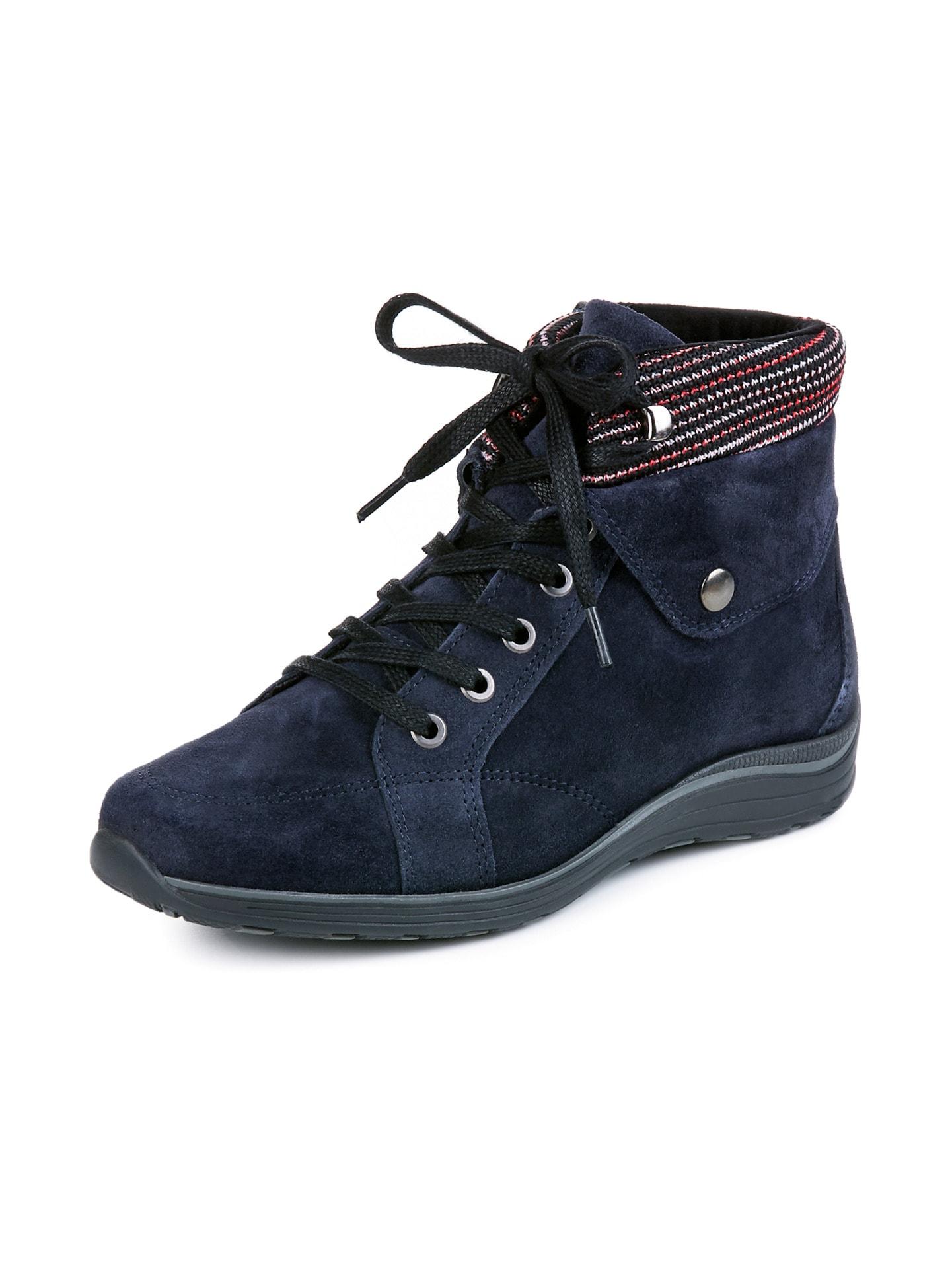 Avena Damen Thermo-Boots Kuschelschaft Blau 45-7759-3