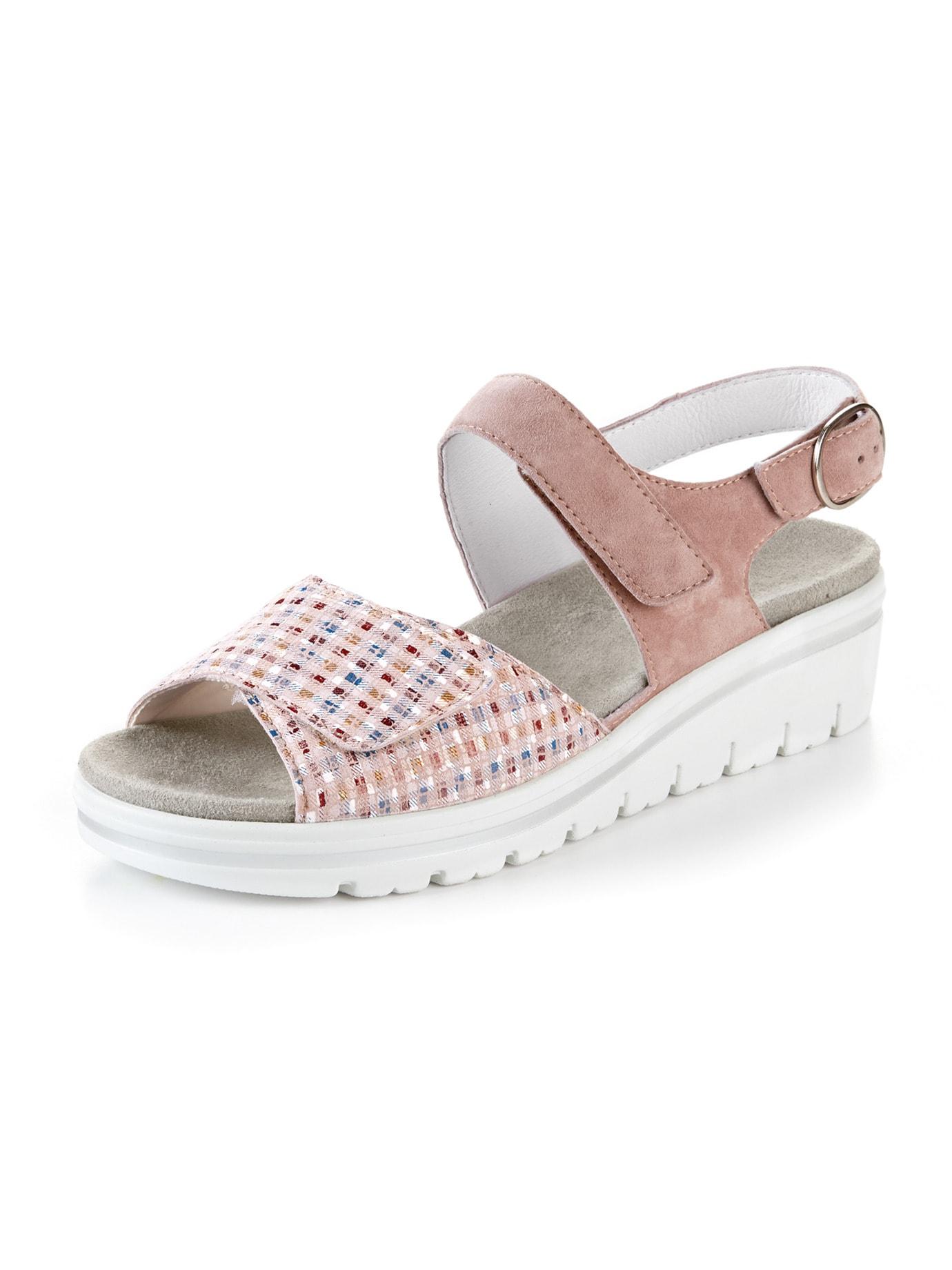 Avena Damen Hallux-Sandale de Luxe Rose 45-7955-9