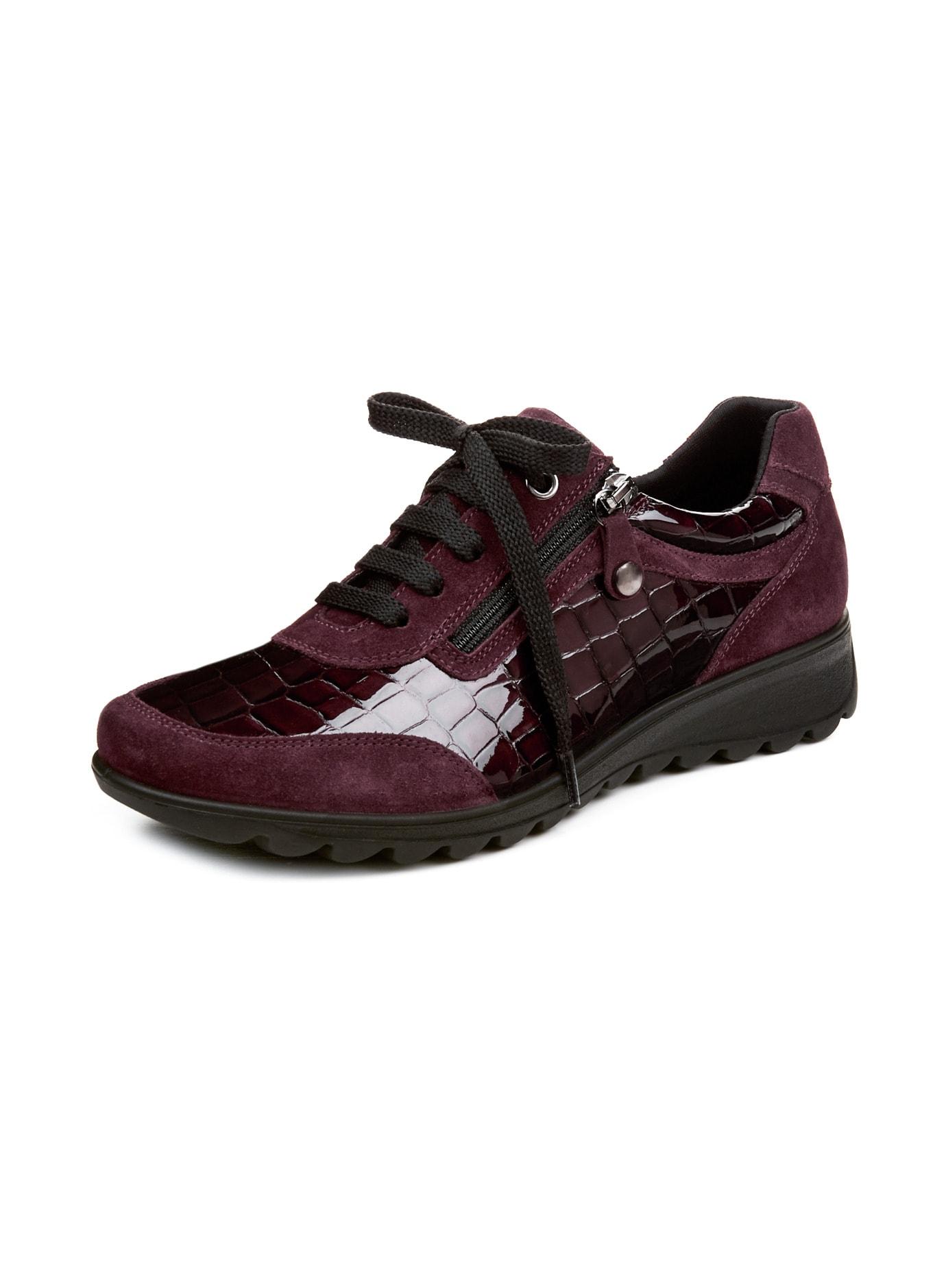 Avena Damen Luftkissen-Sneaker Rot 45-8490-4