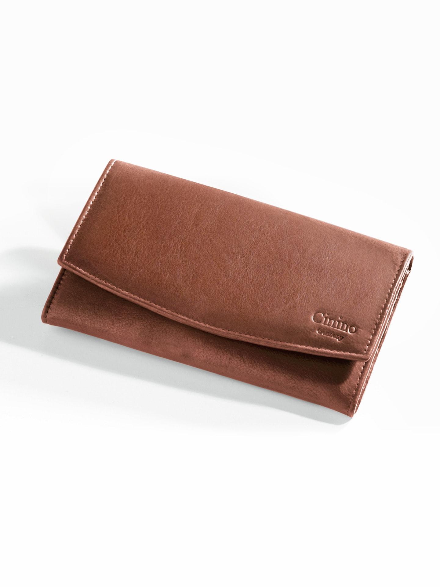 Avena Damen Geldbörse Braun 49-5417-0