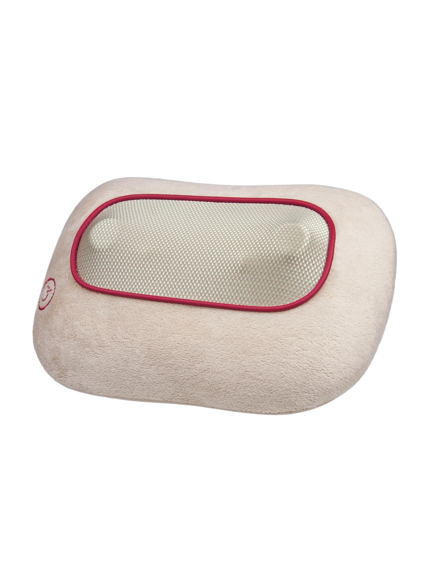 Avena Herren Shiatsu-Massagekissen Beige 61-0099-5