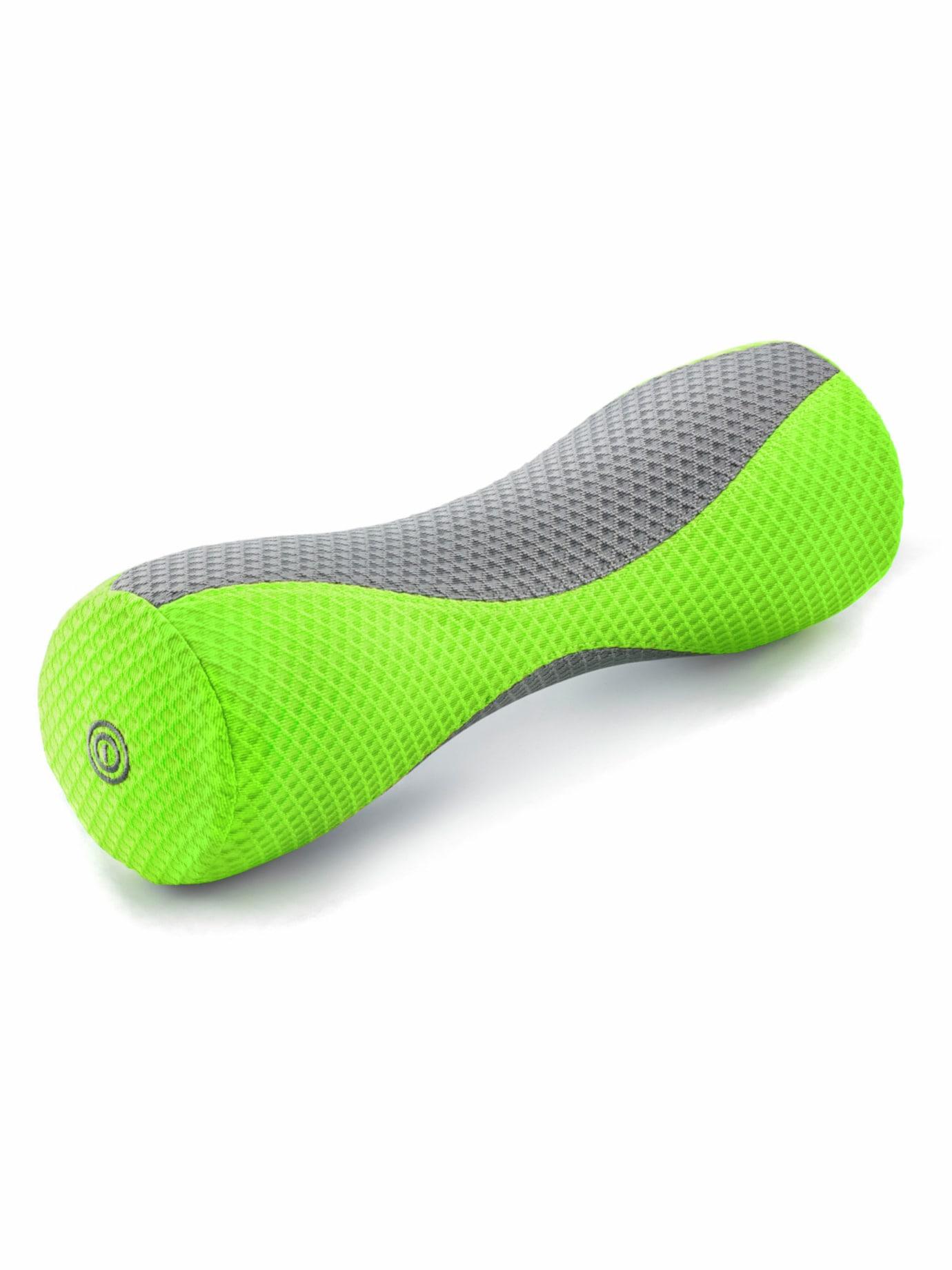 Avena Faszienrolle mit Vibrationsmassage Grün