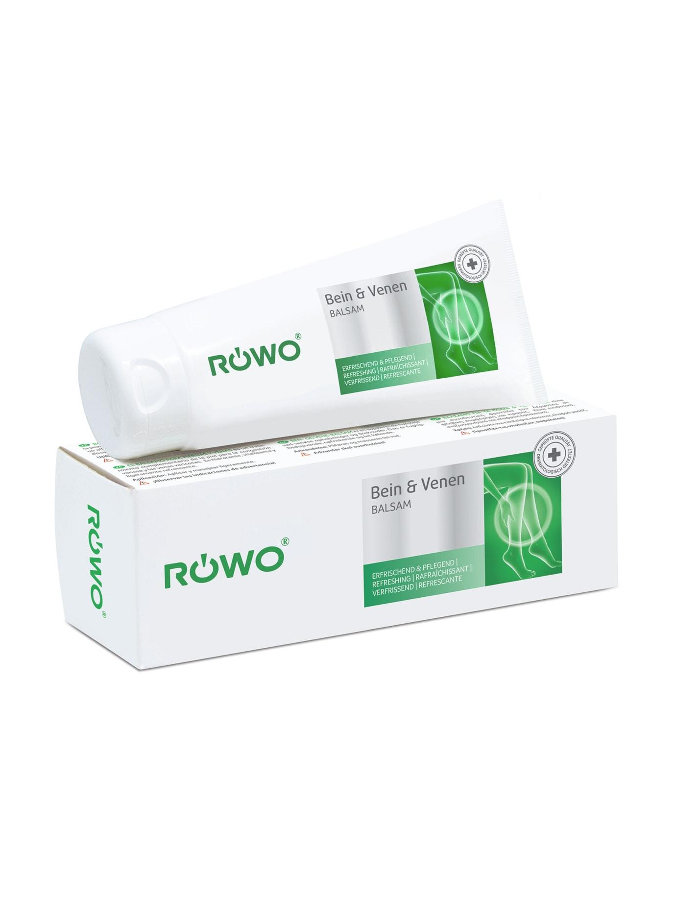 Avena Herren Röwo-Bein- und Venen-Balsam 2St. Weiß 62-0287-5