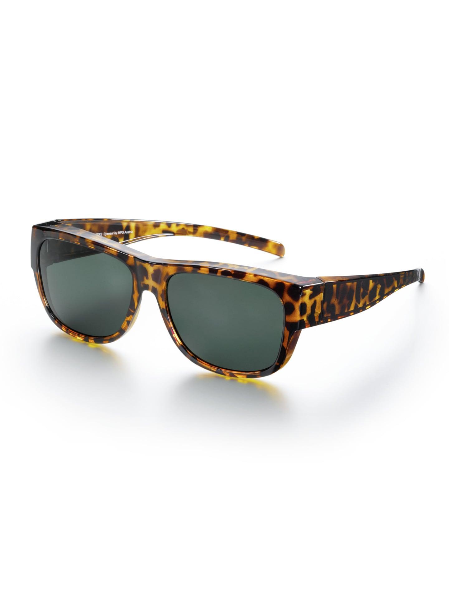 Avena Herren Überzieh-Sonnenbrille Leo Braun 63-0627-8