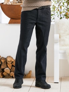 Herren-Thermo-Jeans 5-Pocket